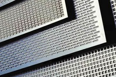 Stainless Perforated Plates